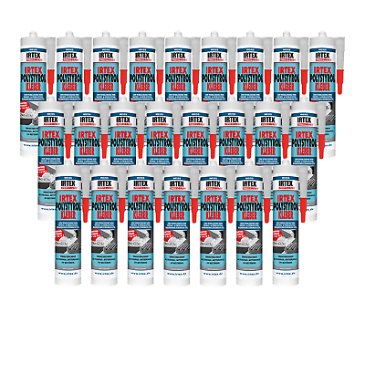 Ausdrucksvoll Irtex-profi Styroporkleber 24 X 450g Kleber Weiss Polystrolkleber Montagekleber GroßE Auswahl; Baustoffe & Holz