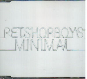 Pet-Shop-Boys-Minimal-Part-1-Import-2-Tracks-Maxi-CD-TOP