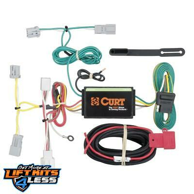 Curt Manufacturing 56396 Custom Wiring Harness