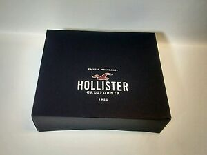 Image is loading Hollister-amp-Abercrombie-amp-Fitch-Gift-Box-13-
