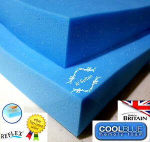 Memory-Topper-CoolBlue-Foam-Mattress-cool-Blue-Gel-Memory-available-in-all-sizes