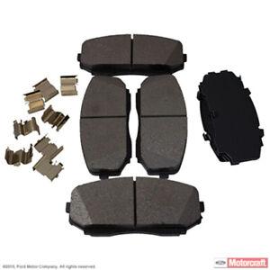Disc Brake Pad Set-Standard Premium Disc Brake Pad MOTORCRAFT BRF-5