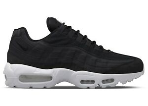 sports shoes ad72b 7d054 Image is loading Nike-Air-Max-95-Stussy-Black-UK9-US10-
