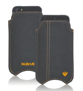 iPhone-4-5c-Case-Black-Cotton-Twill-NueVue-Screen-Cleaning-Sanitizing-Pouch