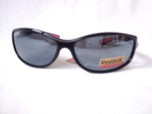 Reebok Zig Tech Mens Sport Sunglasses Black RRP£40 R671-2