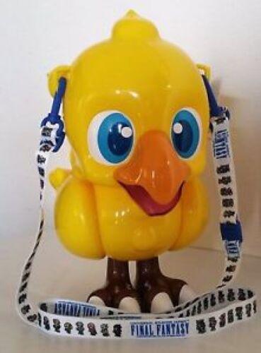 USJ Limited FINAL FANTASY XR RIDE Chocobo Popcorn Bucket yellow Cawaii F//S New