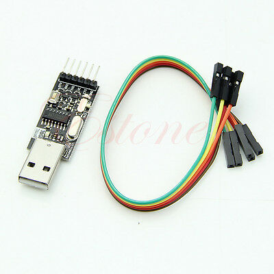 USB2.0 To TTL 6Pin Converter CH340G for STC Arduino PRO Instead of CP2102 PL2303