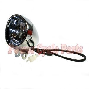 e bike controller wiring diagram spiderman head light with bulb mini chopper occ chopper 110cc 125cc mini bike | ebay rupp mini bike headlight wiring diagram
