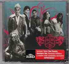cd RBD Celestial FAN EDITION Bonus THE FAMILY tu amor SER O PARECER rebels &more