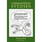 Composition Studies 42.1 (Spring 2014) by Parlor Press (Paperback / softback, 2014)