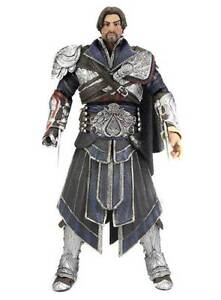 Details About Ezio Auditore Da Firenze Unhooded Onyx Assassin Assassins Creed Brotherhood