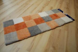 Badteppich Kleine Wolke Caro 414 Salmon 50x120 cm Läufer Orange ...