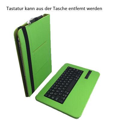 Tablet Tastatur für CAPTIVA Pad 10 3G Plus Schutzhülle