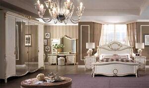 Details zu Luxus Komplett Schlafzimmer \