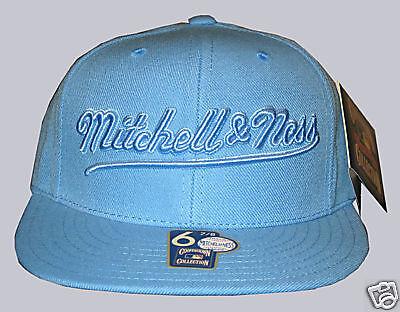 Baseball & Softball Der GüNstigste Preis Big Mitchell & Ness Cap Branded Brother Hood Size 6 7/8 Den Menschen In Ihrem TäGlichen Leben Mehr Komfort Bringen