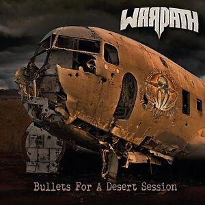 WARPATH-Bullets-For-A-Desert-Session-Digipak-CD-205969
