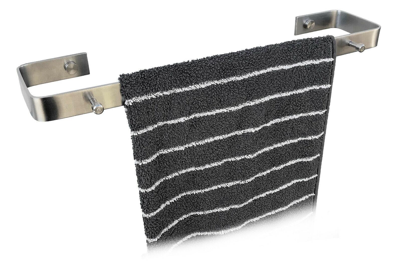 Handtuchhalter Edelstahl   Badetuchhalter Handtuchhaken   Bad Küche   Namor©