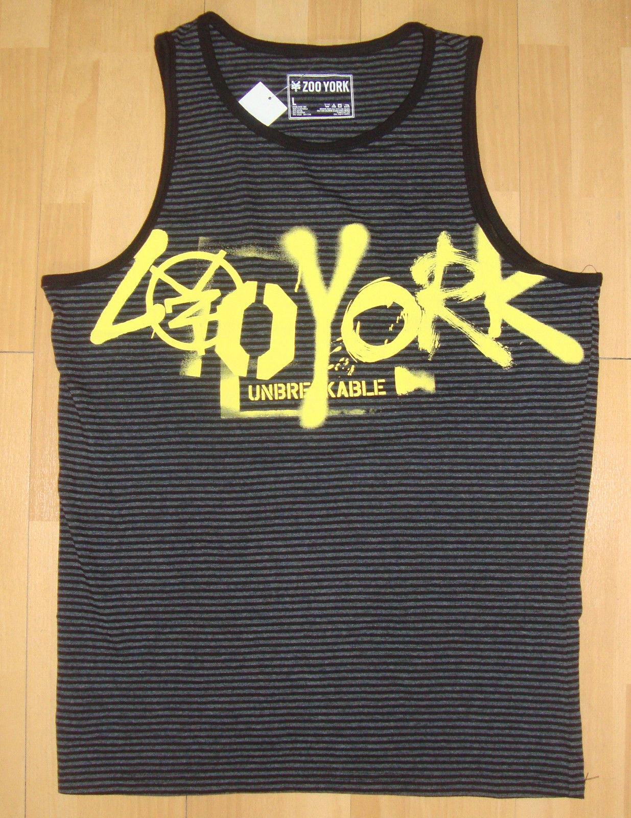 Spitfire/krooked/zoo York gemischte Tank Tank gemischte Top/Muskelshirt/Skateboard Weste feffae