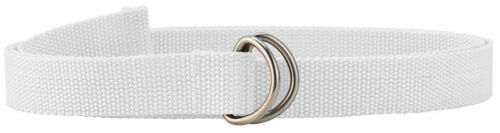 9615 Augusta Sportswear Men/'s Polypropylene Two Nickel Plated Football Belt