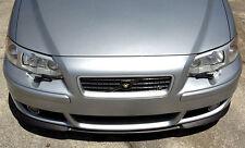 Volvo S60R V70R Front Bumper CUPRA R Euro Spoiler Lip Valance Splitter Trim T5 -