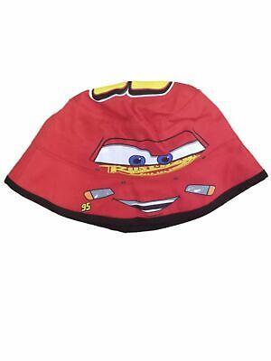 TODDLER BOYS FLEECE HAT /& Mittens DISNEY CARS McQueen RED Winter PISTON CUP