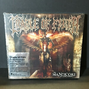 Cradle-Of-Filth-The-Manticore-And-Other-Horrors-CD-2012-Metal-NEW-SEALED