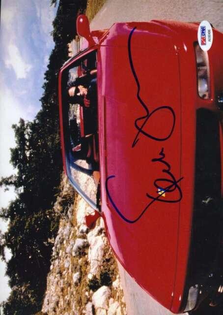 FAMKE JANSSEN PSA DNA Coa Hand Signed Authentic 8x10 Photo Autograph