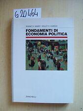 RODNEY H. MABRY/ HOLLEY H. ULBRICH - FONDAMENTI DI ECONOMIA POLITICA - 1997