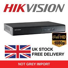 4in1 4 Ch Hikvision Turbo HD-TVI dispositivo antimanipulación Ip Dvr Nvr Cctv Dvr