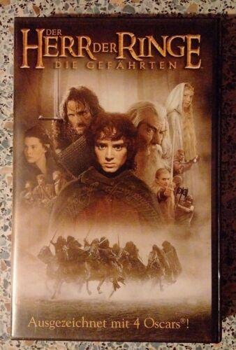 1 von 1 - Herr der Ringe , Die Gefährten / Neuwerrtig VHS
