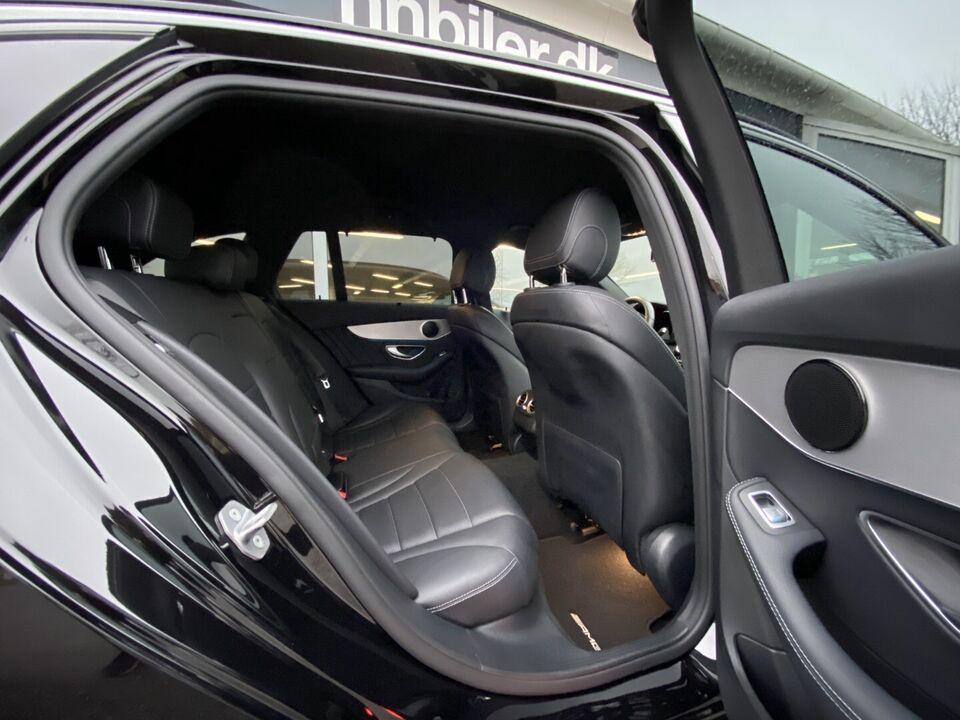Mercedes C220 d 2,2 AMG Line stc. aut. Diesel aut.