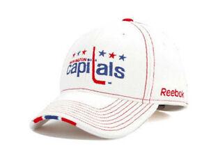Washington-Capitals-NHL-Winter-Classic-Vintage-Logo-White-Cotton-Hockey-Hat-Cap