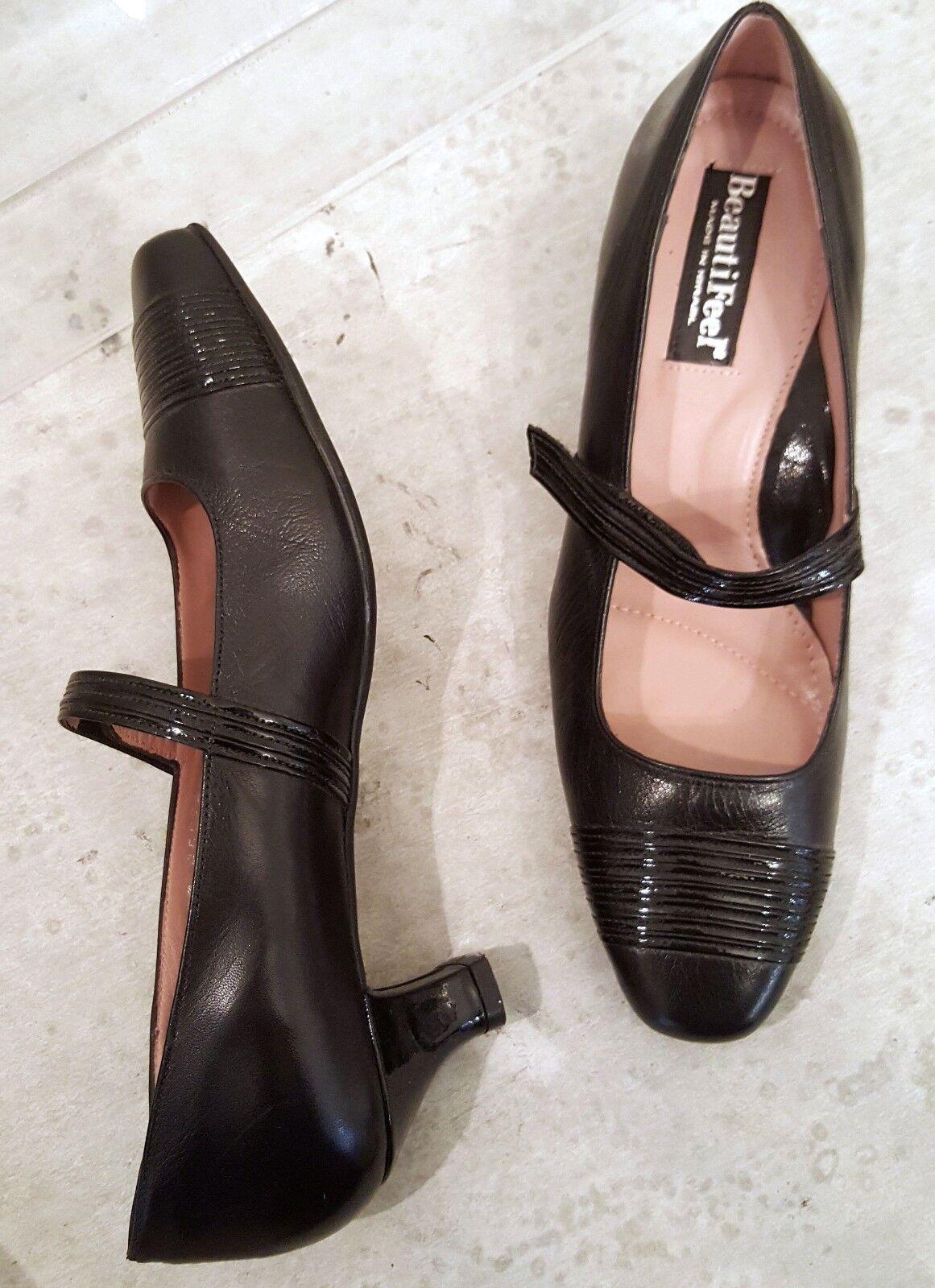 Beautifeel Lilou pumps mid heel mary jane pumps Lilou size 37 us 6.5 c88a6c