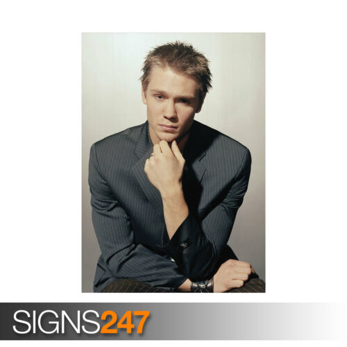 CHAD MICHAEL MURRAY Poster Print Art A0 A1 A2 A3 A4 2071 Celebrity Poster
