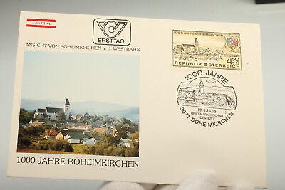 1000 Jahre Böheimkirchen A. Der Westbahn - Austria Eisenbahn Vintage Fabriken Und Minen