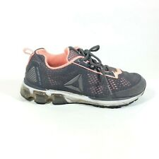 42c23821b92 item 4 Reebok Womens Jet Dashride 5.0 Gray Pink Running Shoes Size 10 -Reebok  Womens Jet Dashride 5.0 Gray Pink Running Shoes Size 10