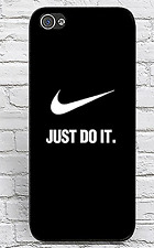 Coque iPhone 4 4S Nike Just Do It Swag Vintage Etui Housse
