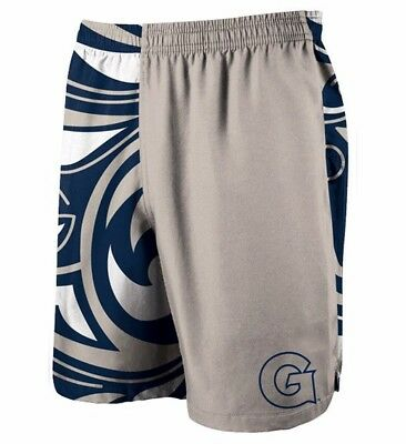Loudmouth Georgetown Hoyas Men/'s Basketball Shorts XL