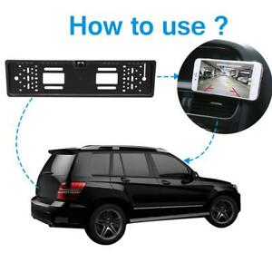 Wireless Wifi Car Backup Rear View for IOS iPhone iPad Android