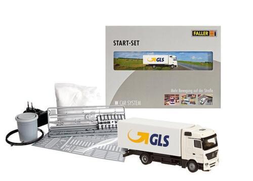 Faller 161450 START SET CAR sistema GLS-Camion NUOVO OVP