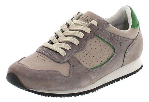 Meindl 3005-96 Tokio Lady Beige//Grün// Damen Sneaker Beige// Freizeitschuhe