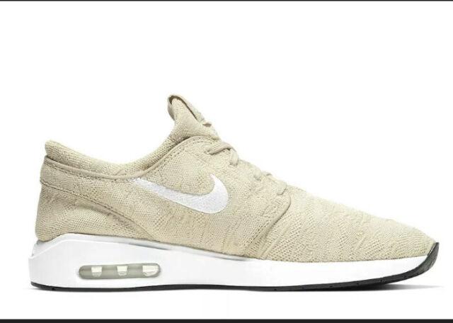 Nike SB Air Max Janoski 2 Desert color AQ7477-200 Skateboarding Sz 11 $110