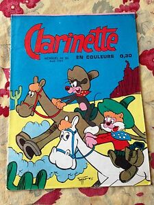 clarinette-86-1965-mensuel-18-pages-editions-des-remparts