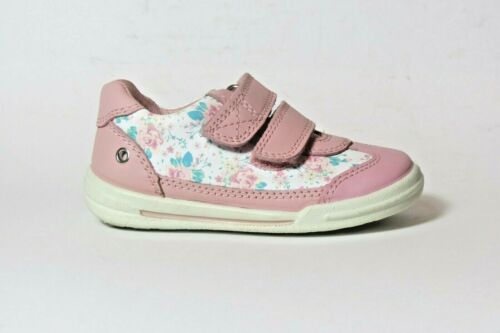 Start-Rite Flexy Soft Turin floral pink leather sneaker//pump style casual shoe