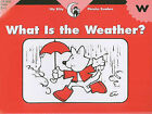 What Is the Weather? by Rozanne Lanczak Williams (Paperback / softback, 2002)
