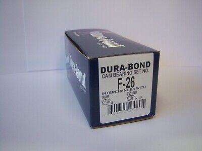 Dura-Bond F-26 Camshaft Bearing Set for Ford 351C//400M