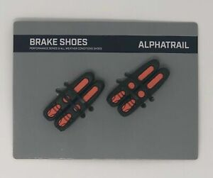 4x-intercambio-bicicleta-balatas-llantas-freno-cantilever-V-Brake-55mm