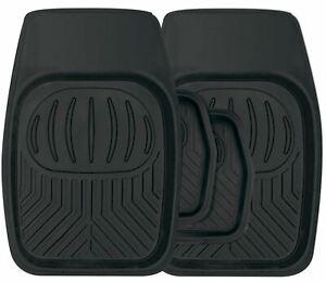 Fits-Nissan-Navara-D40-Deep-Tray-Rubber-Floor-Mats-Heavy-Duty-Mud-Mats-Set-of-4