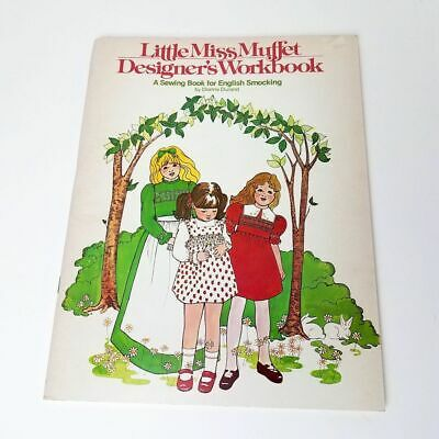 USED Dianne Durand/'s Smocking Stitches Little Miss Muffet, Inc.; 1982; Third Edition 1st Printing ; Good Booklet Durand Dianne Revised