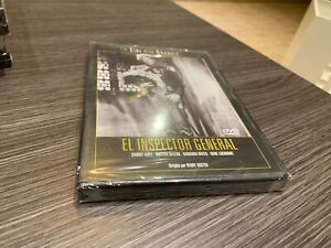 Il-Inspector-Generale-DVD-Danny-Kave-Walter-Slezak-Sealed-Sigillata